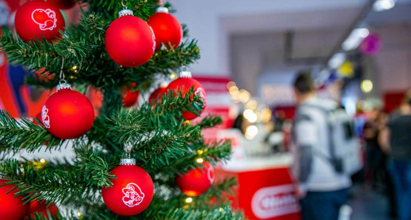 Nintendo Weihnachtszauber