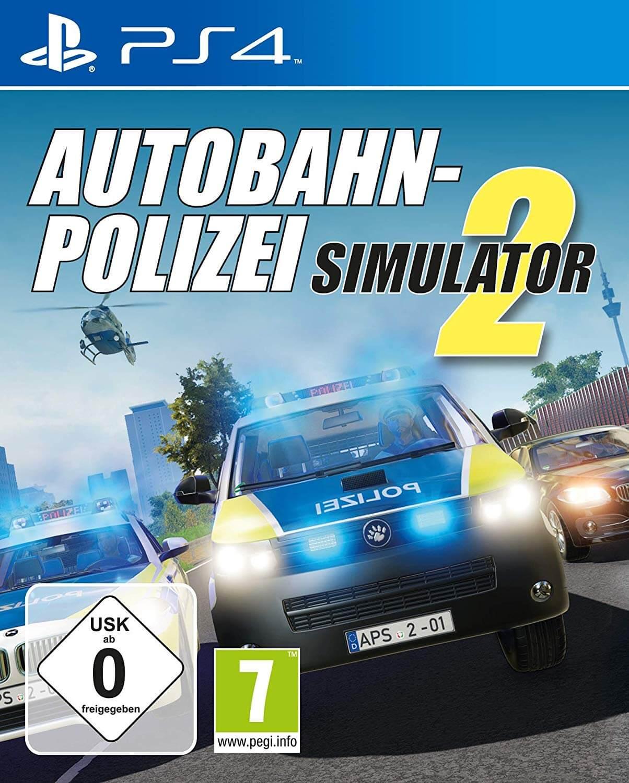 Ps4 Polizei Spiele
