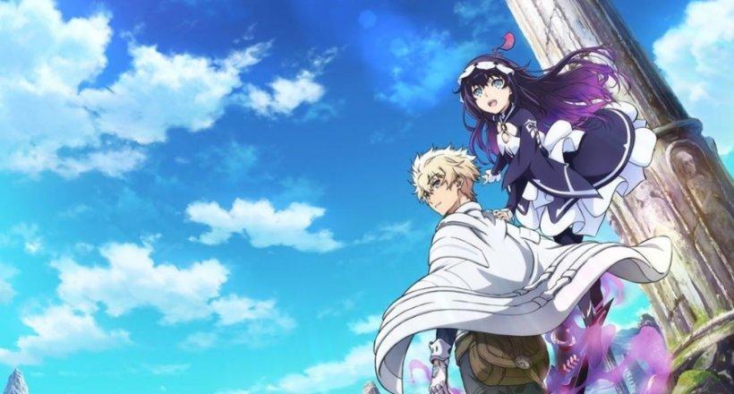 Infinite Dendrogram Simulcast Anime on Demand