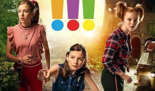 Die drei !!! DVD Gewinnspiel