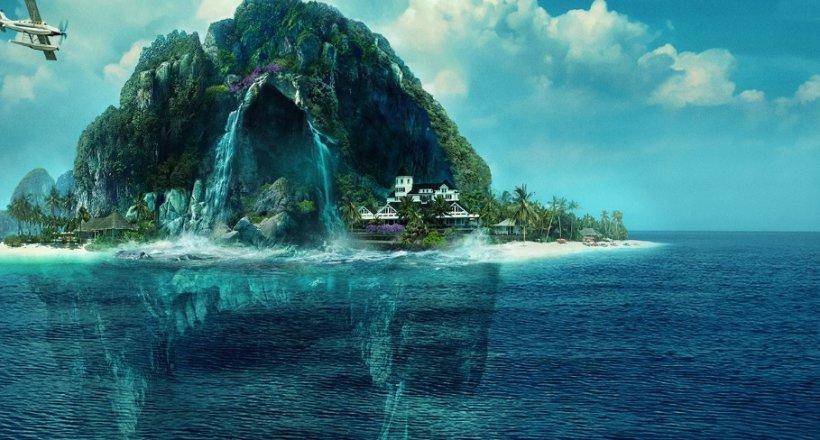 Blumhouse's Fantasy Island Blu-rays