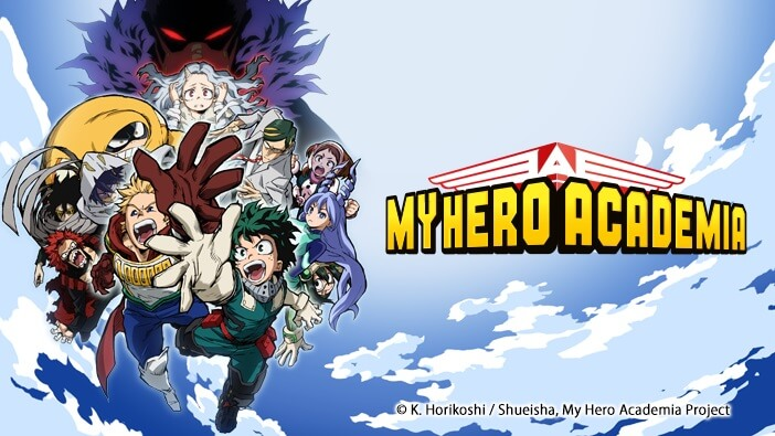 My Hero Academia Season 4 Kulturfest