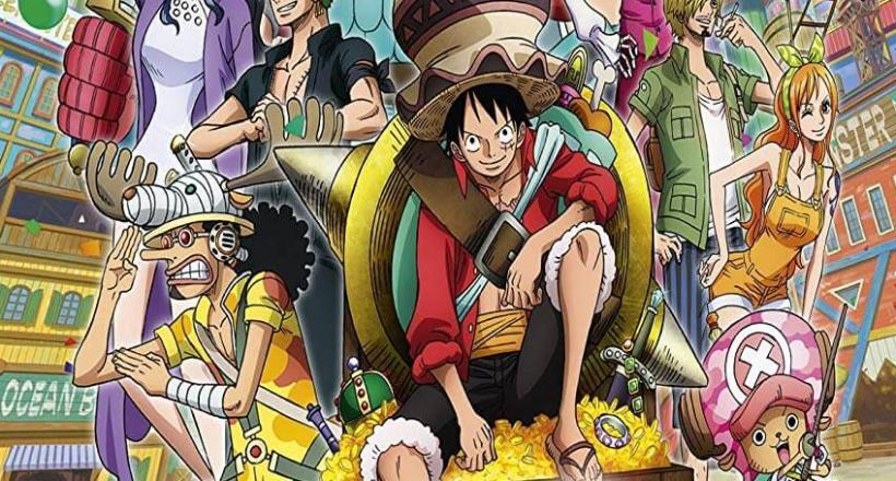 One Piece Stampede DVD Blu-ray Release