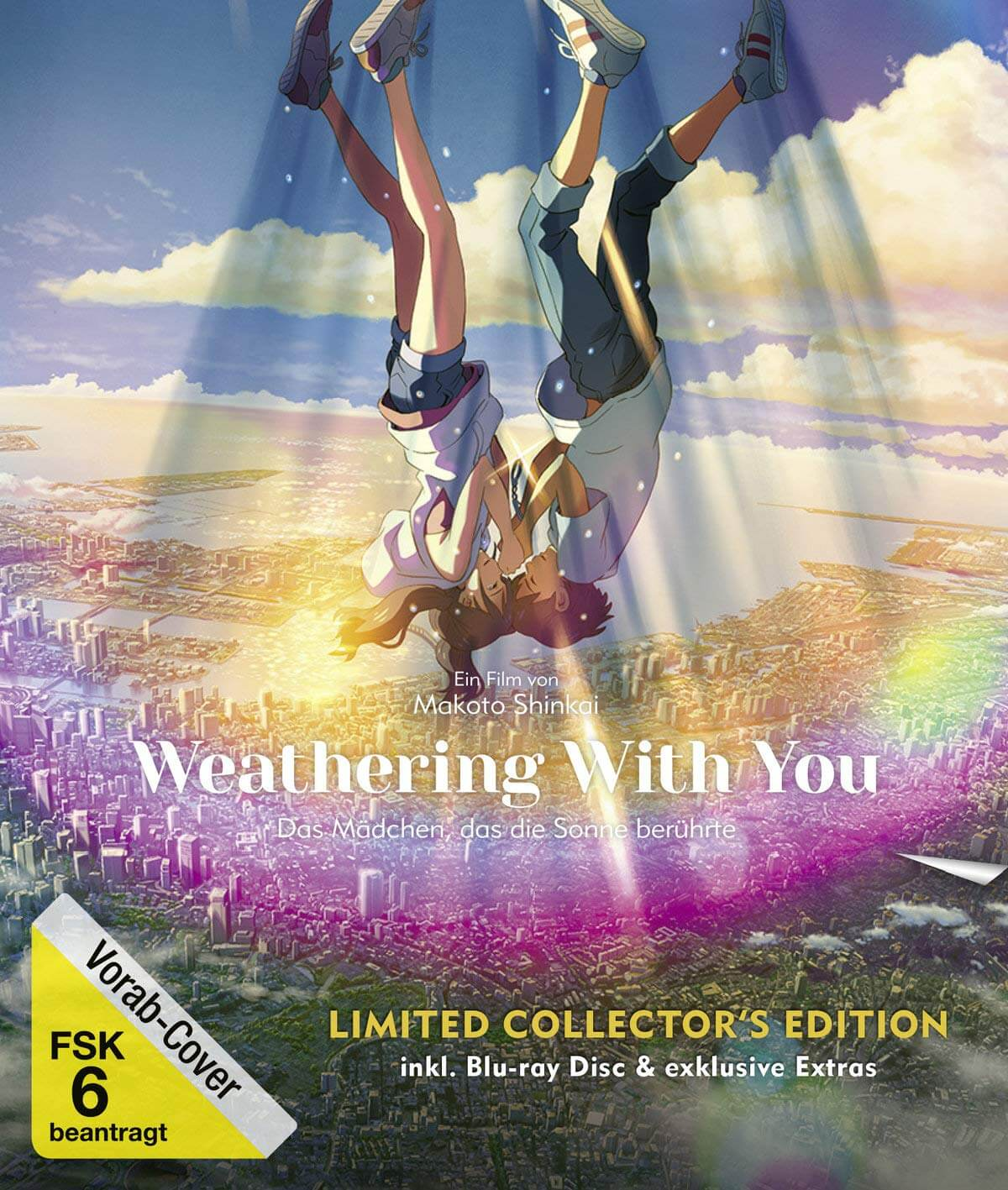 Weathering with you Collector's Edition