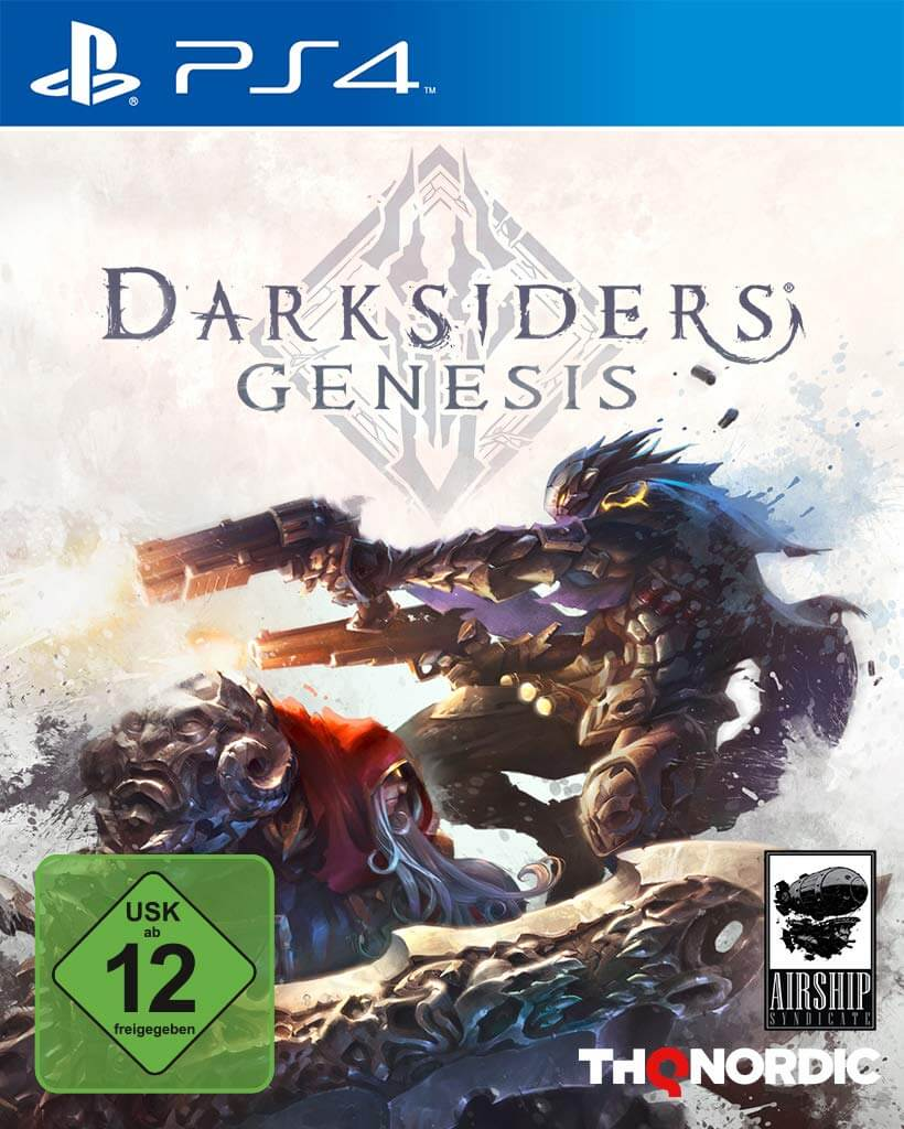 Darksiders Genesis PS4 Test