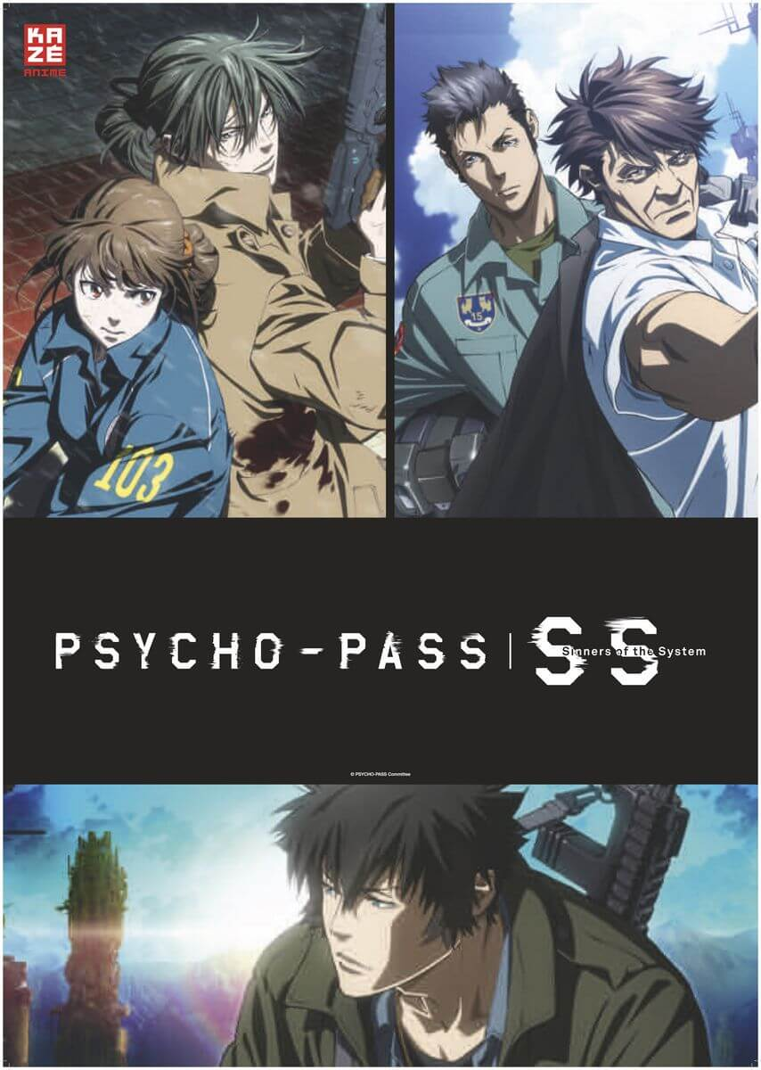 Psycho-Pass Sinners of the System Kino-Event