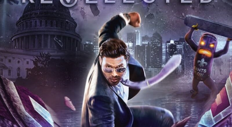 Saints Row 4 Switch
