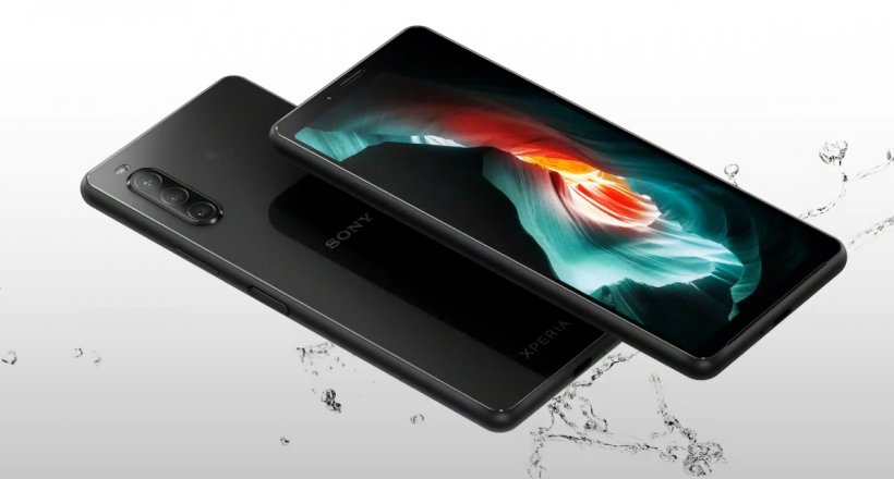 Sony Xperia 10 II Reveal Announcement