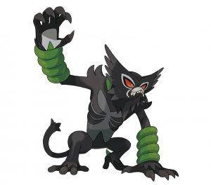 Pokémon Zarude