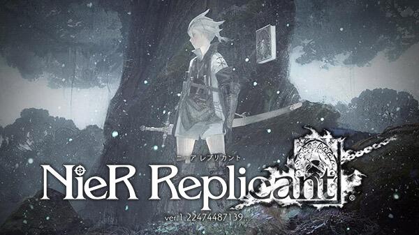 NieR Replicant ver.1.22474487139... Releasetermin (Nier Replicant ver1.2244487139... Gameplay) (Nier Replicant)
