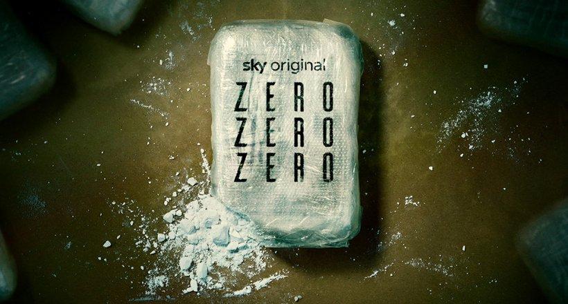 ZeroZeroZero DVD Blu-ray