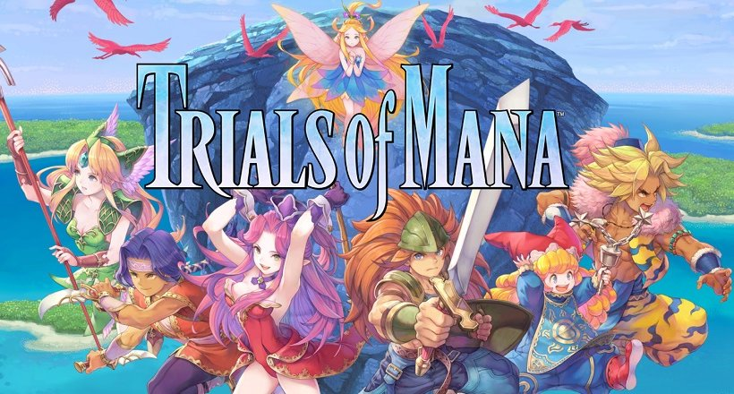Trials of Mana out now