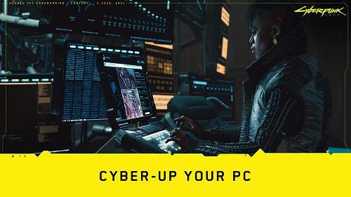 Cyberpunk 2077 - Cyber-up Your PC-Wettbewerb Cyberpunk case modding contest