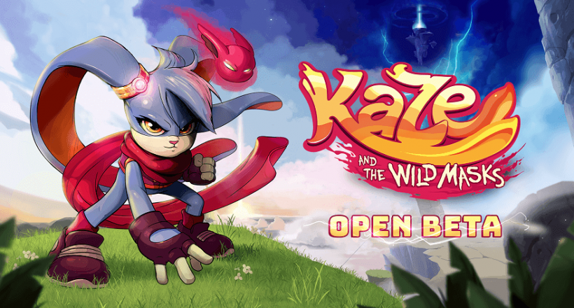 Kaze and the Wild Masks Open Beta