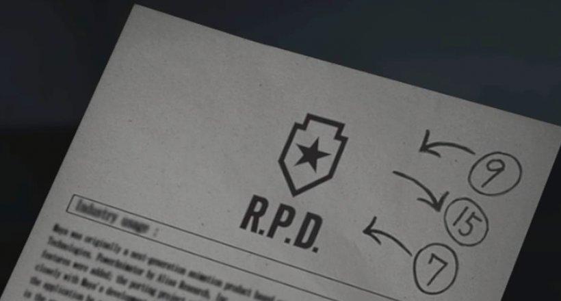 Resident Evil 3 Tresor-Kombinationen Guide