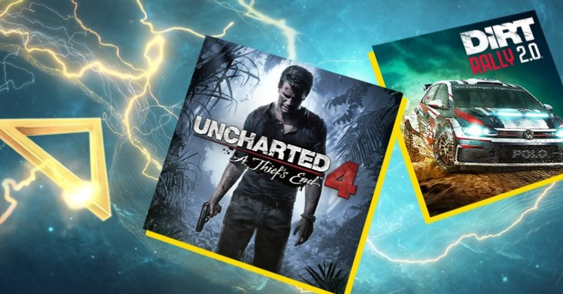 gratis PlayStation Plus April 2020 Spiele