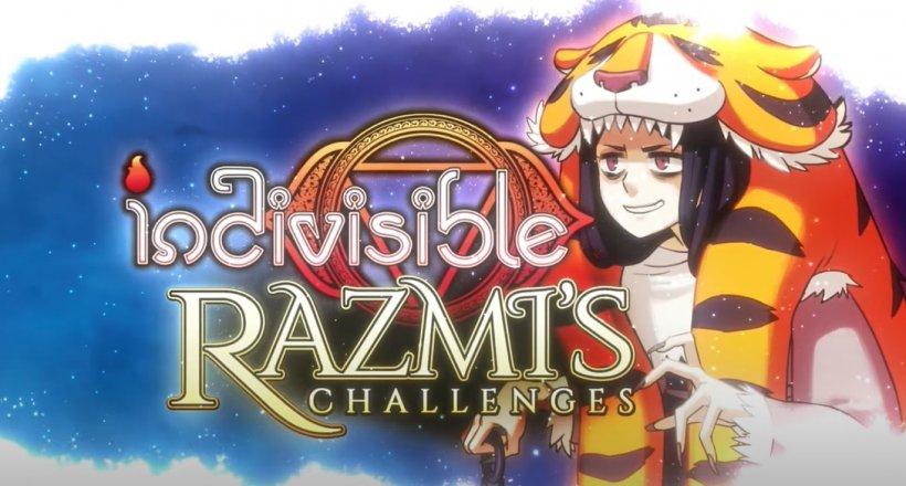 Razmi's Herausforderungen