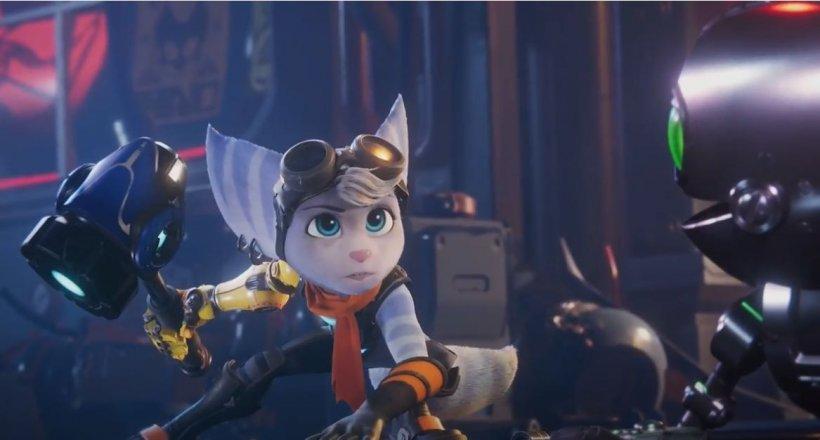 Ratchet & Clank Rift Apart Trailer