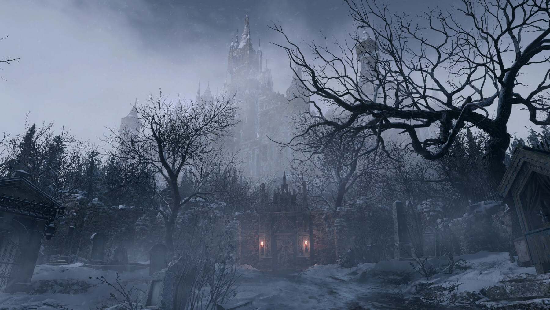 Resident Evil 8 Preview Vorschau