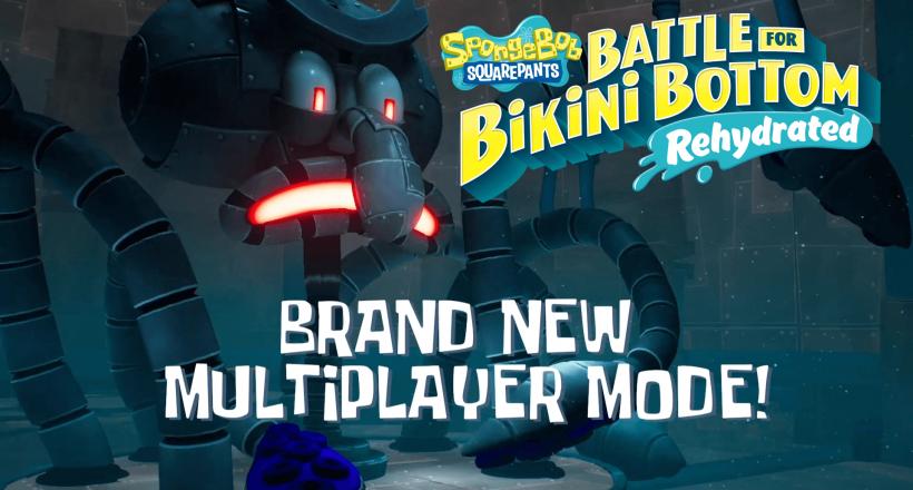 SpongeBob SquarePants Battle for Bikini Bottom - Rehydradted Horde Modus