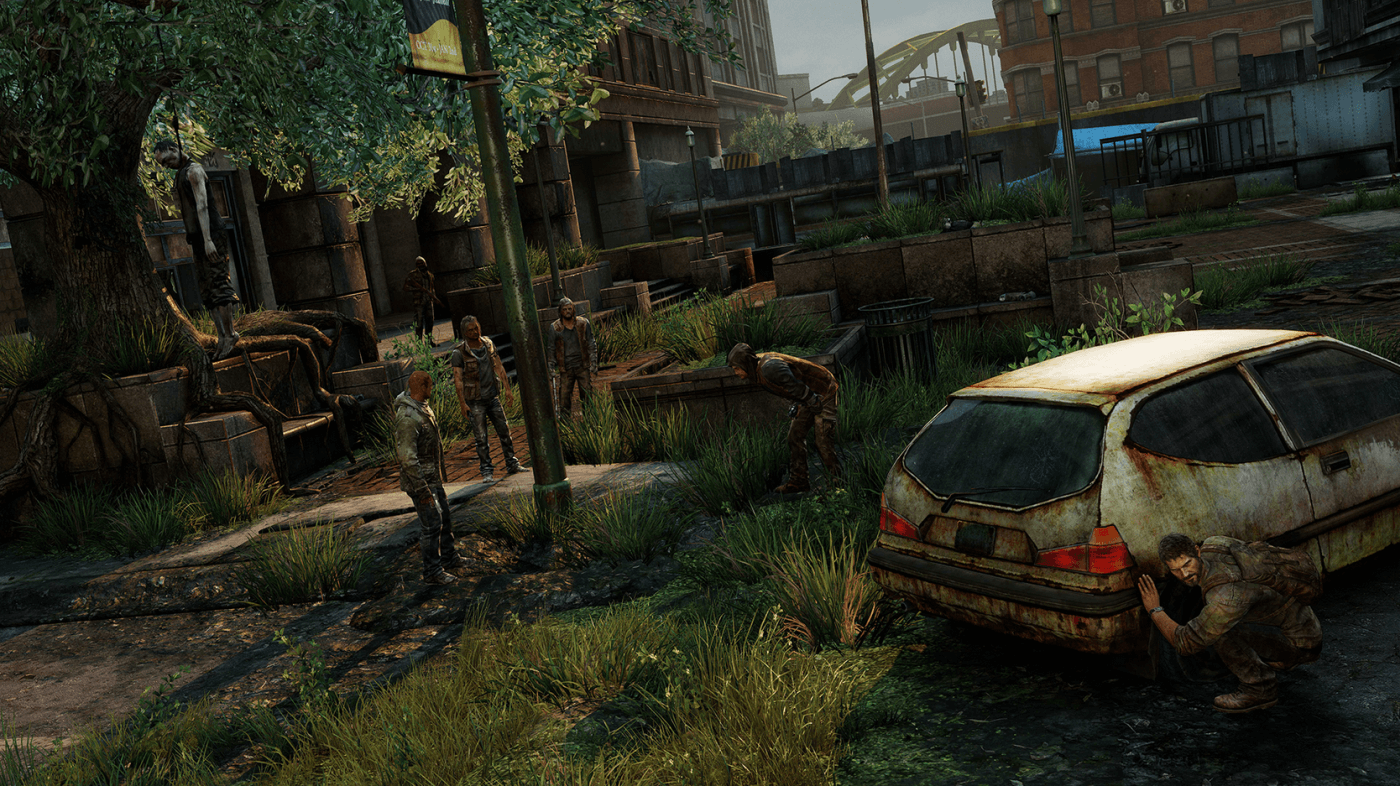 The Last of Us Story-Recap
