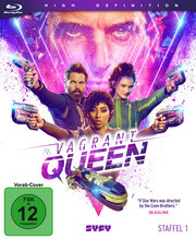 Vagrant Queen Staffel 1 DVD/Blu-ray-Release