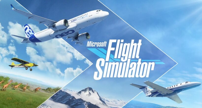 Microsoft Flight Simulator Release Termin Trailer