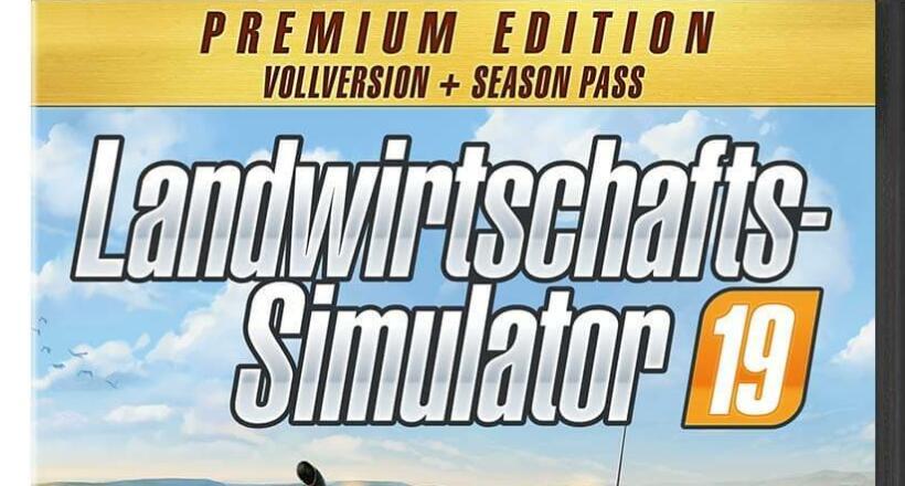 Landwirtschafts-Simulator 19 Premium Edition Trailer