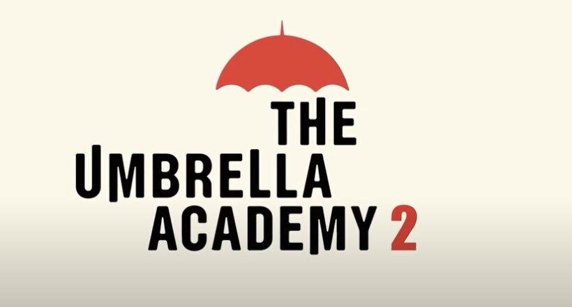 Umbrella Academy 2 Start Trailer