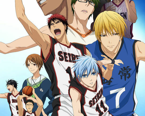 Kuroko's Basketball Folge 1