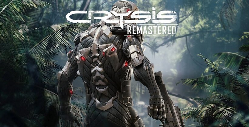 Crysis Remastered PS4-Test