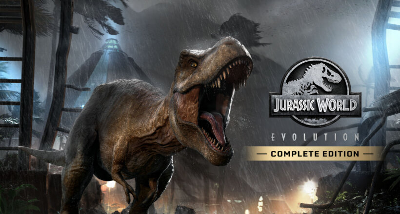 Jurassic World Evolution: Complete Edition Switch Release
