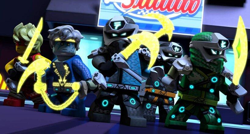 Lego Ninjago 12.1 DVDs gewinnspiel