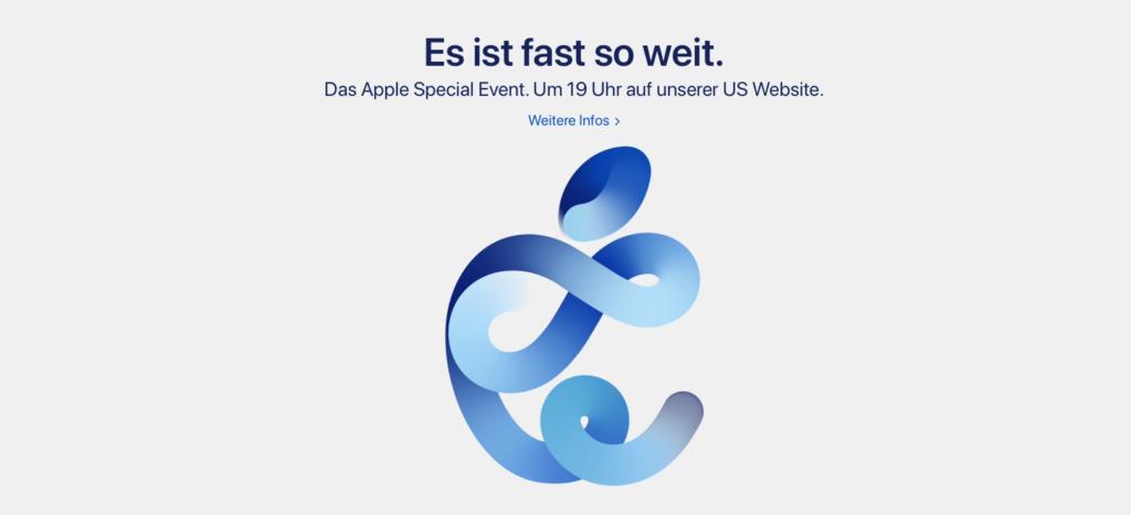 """Das Apple-Event """"Time Flies"""" Nachlese Zusammenfassung Recap"""