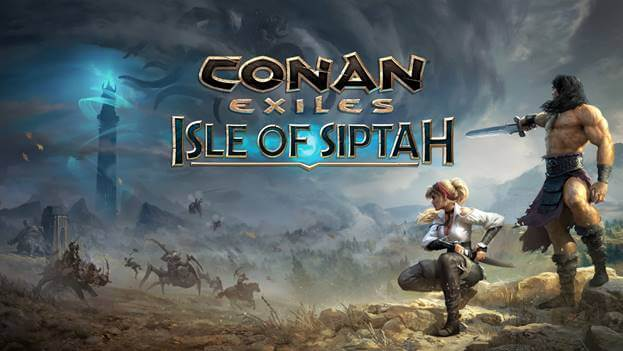 Conan Exiles Isle of Siptah Early Access Start