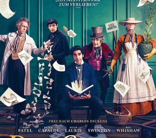 David Copperfield Goodies
