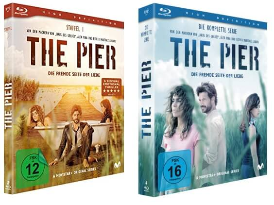 The Pier Staffel 1 + 2