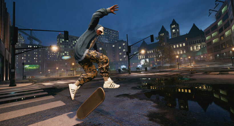 Tony Hawk's Pro Skater 1+2 Switch Release-Termin