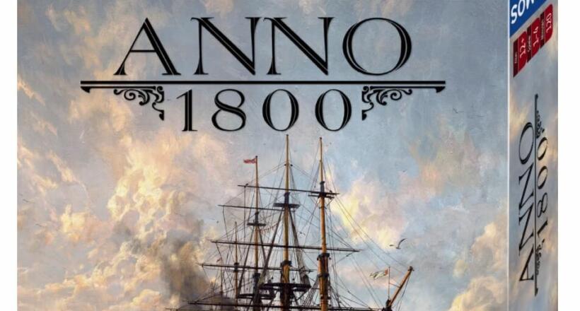 Anno 1800 Brettspiel