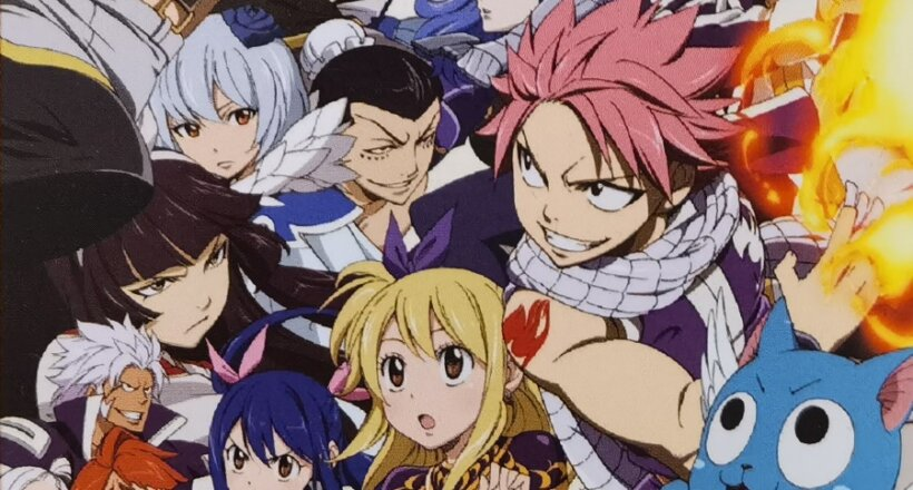 Fairy Tail Box 7 Test