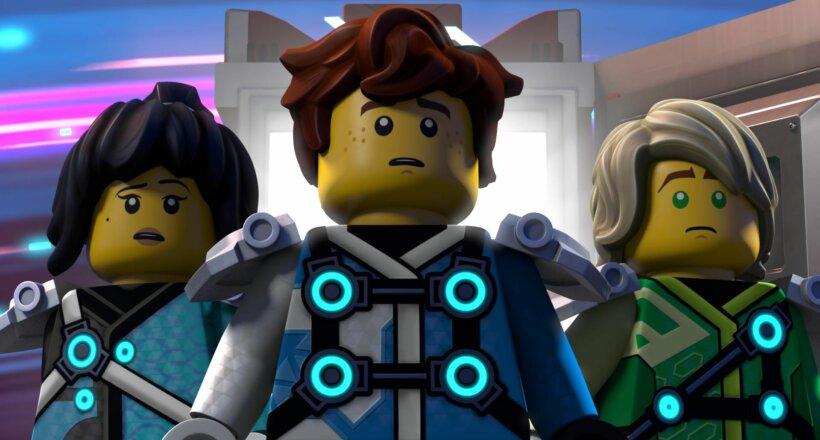 Lego Ninjago 12.2 DVDs