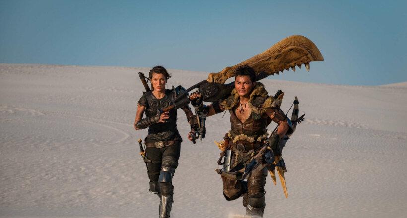Monster Hunter Film Teaser Trailer