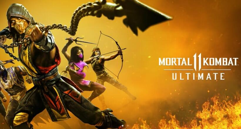 Mortal Kombat 11 Ultimate Mileena