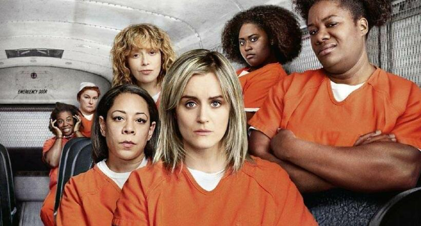 Orange is the new Black Staffel 7 DVD Blu-ray