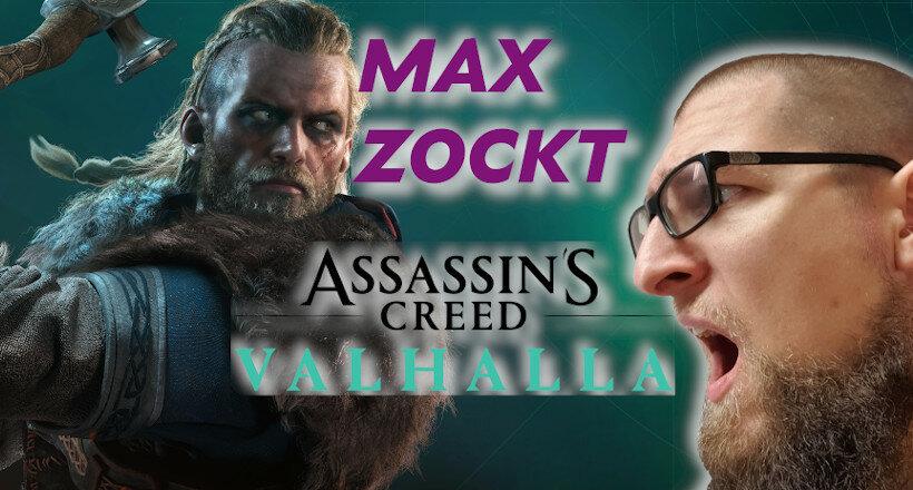 Assassins Creed Valhalla Livestream