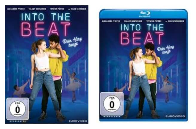 Into the Beat - Dein Herz tanzt DVD Blu-ray