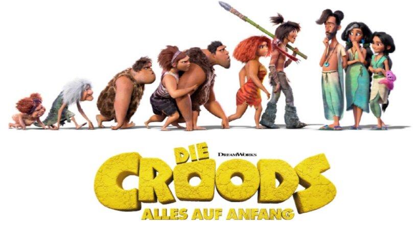 Die Croods 2 Alles auf Anfang Kinostart
