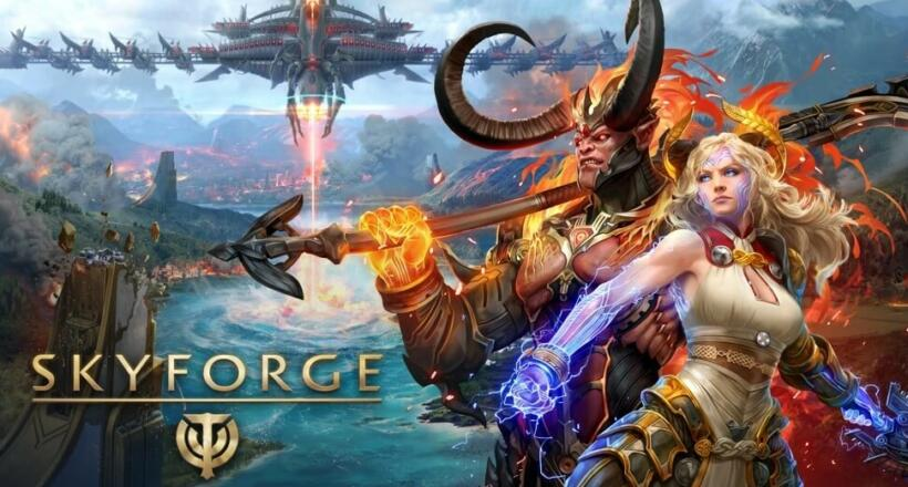Skyforge Switch