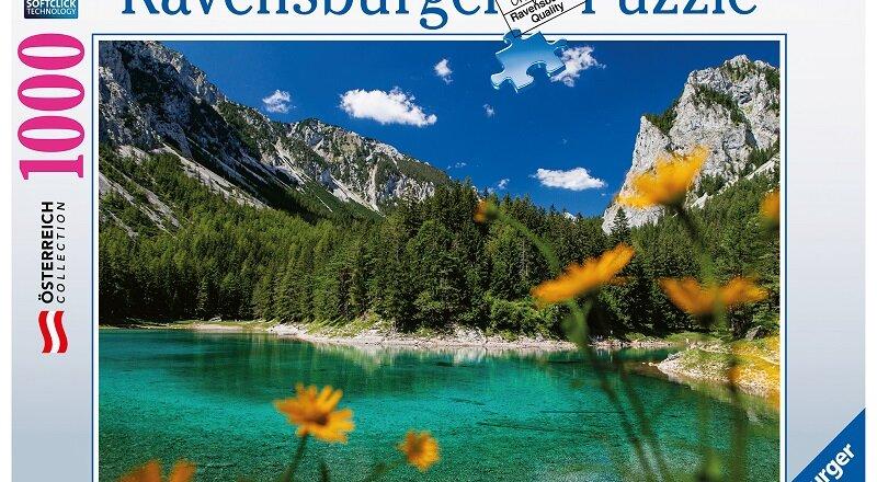 Ravensburger Österreich-Puzzles