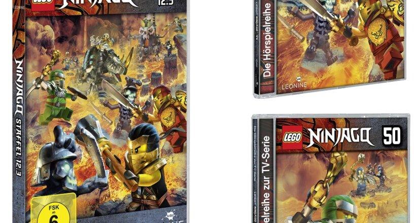 Lego Ninjago 12.3